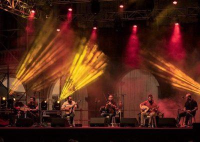 Grupo Darash Granada festival Alamar
